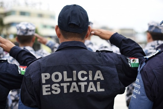 Delito también toca a 4 de cada 10 policías en Puebla