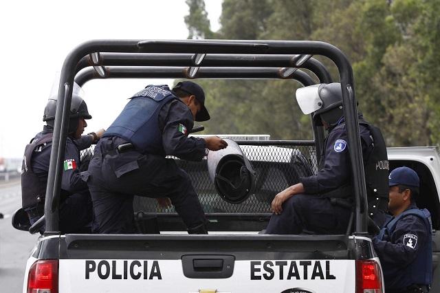 Indagan a agentes de la SSP por abandonar patrullaje en Huejotzingo