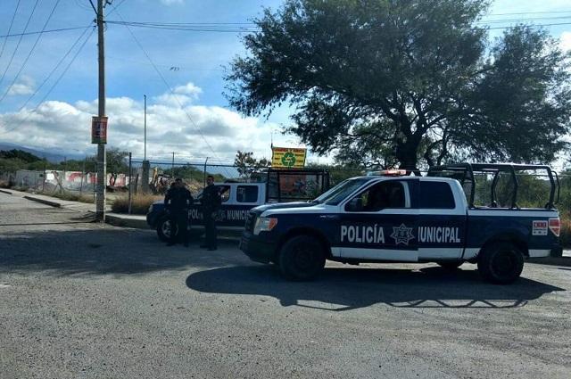 Destinan 40 mdp para equipo de policías en Tehuacán