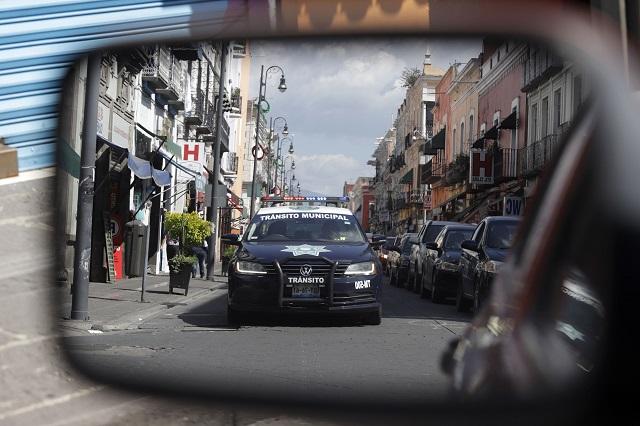 Gobierno capitalino analizará propuesta para vigilar a sus policías