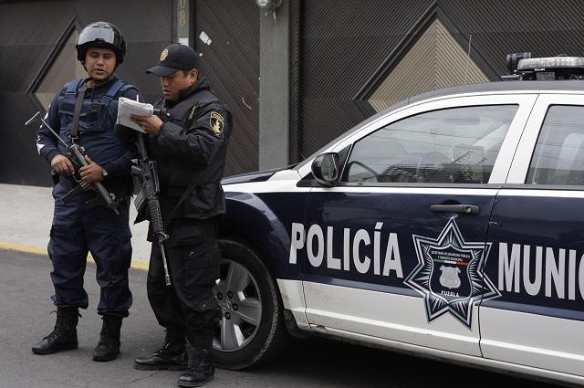 Desmienten bajas de policías en San Andrés Cholula