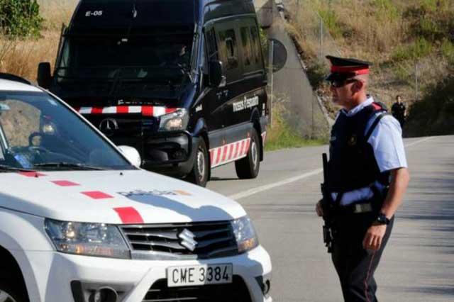 Policía catalana mata al sujeto que perpetró el ataque en Barcelona