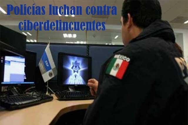 Policía cibernética en lucha contra delitos en la redes