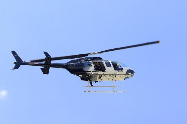 Barbosa también quiere rentar dos helicópteros y drones