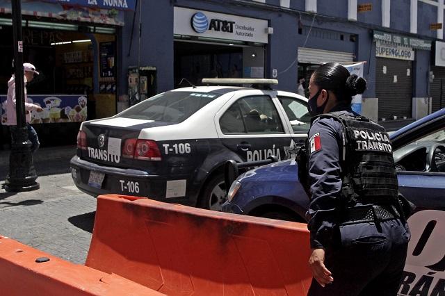 Vigente, decreto para controlar la policía en la capital: Barbosa