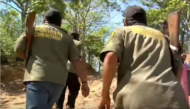 Balacera entre civiles armados y policías deja saldo de 6 muertos en Guerrero