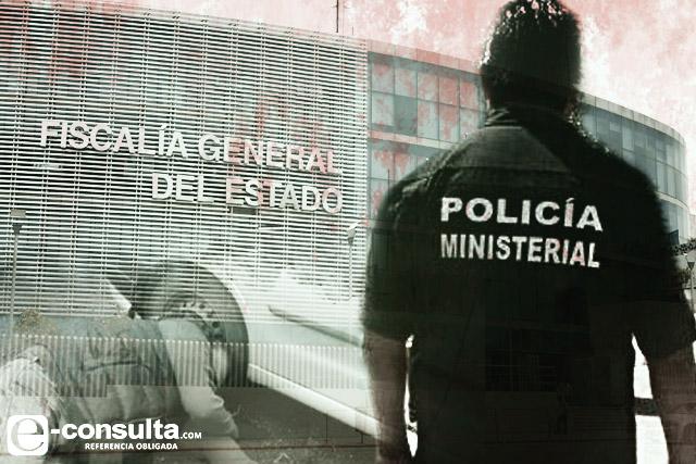 Matan a 11 ministeriales durante gestión de Carrancá en la FGE