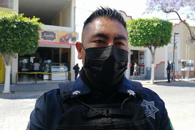 Llega décimo director de Seguridad Pública a Tehuacán en menos de 3 años