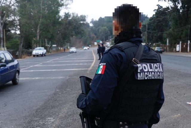 Blindan Uruapan, Michoacán, tras hallazgo de 19 cadáveres