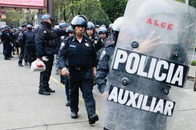 Corporaciones policiacas mexicanas, entre las peores del mundo