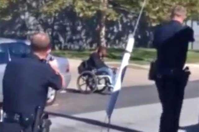 Policías de Delaware matan a tiros a un hombre discapacitado