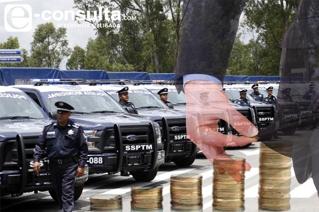 Policías de Puebla, mal pagados y con bajas prestaciones: Segob
