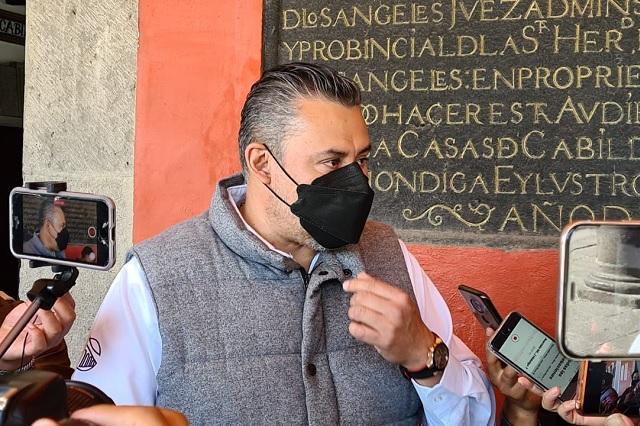 Van 167 policías contagiados con Covid en San Pedro Cholula
