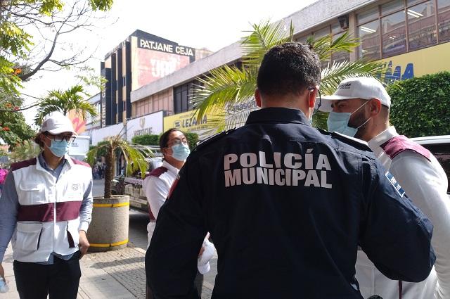 Por unanimidad aprueban seguro para policías en Tehuacán