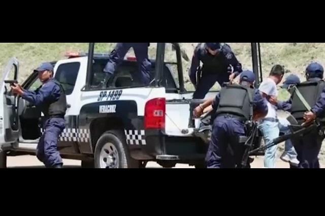 Juez concede fianza a 8 policías acusados de desaparición forzada en Veracruz