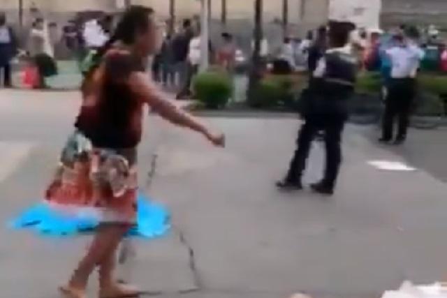 Remiten a 6 policías por caso de Lady Tacos de Canasta