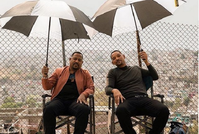 Will Smith y Martin Lawrence son policías rebeldes otra vez