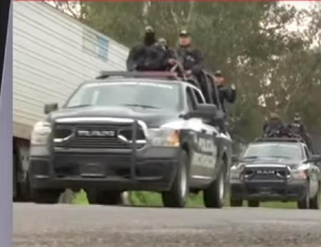Tras hallazgo de 19 cadáveres, llegan 120 policías más a Uruapan