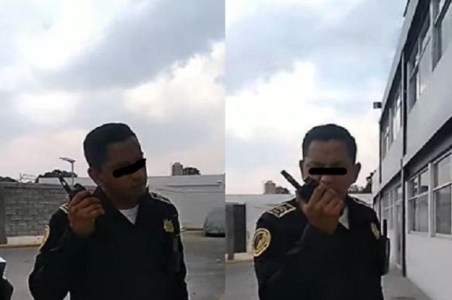 Policía graba Tik Tok con voz de Alex Lora y es destituido de su cargo