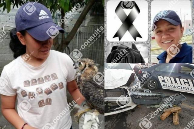 Ebrio atropella y mata a mujer policía de la SSC capitalina