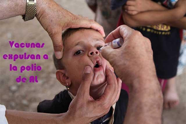 Polio, un mal que la ciencia erradicó en América