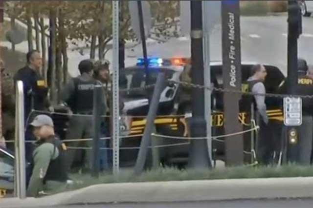 Policías de EU matan en Columbus a un sujeto que hirió a 9 personas
