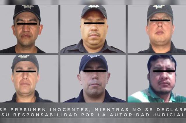 En Edomex cinco policías detenidos por la desaparición forzada de un joven