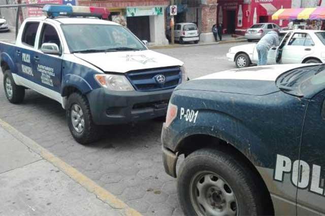 Pemex acusa que policías de Tlahuapan huyeron durante operativo