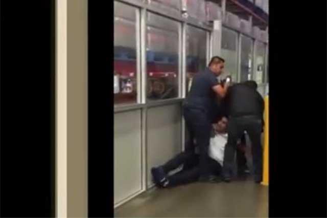 Policías se enfrentan con sicario duro de atrapar