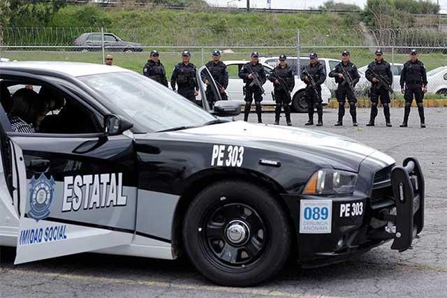 De tajo realizan seis cambios en Seguridad Pública Estatal