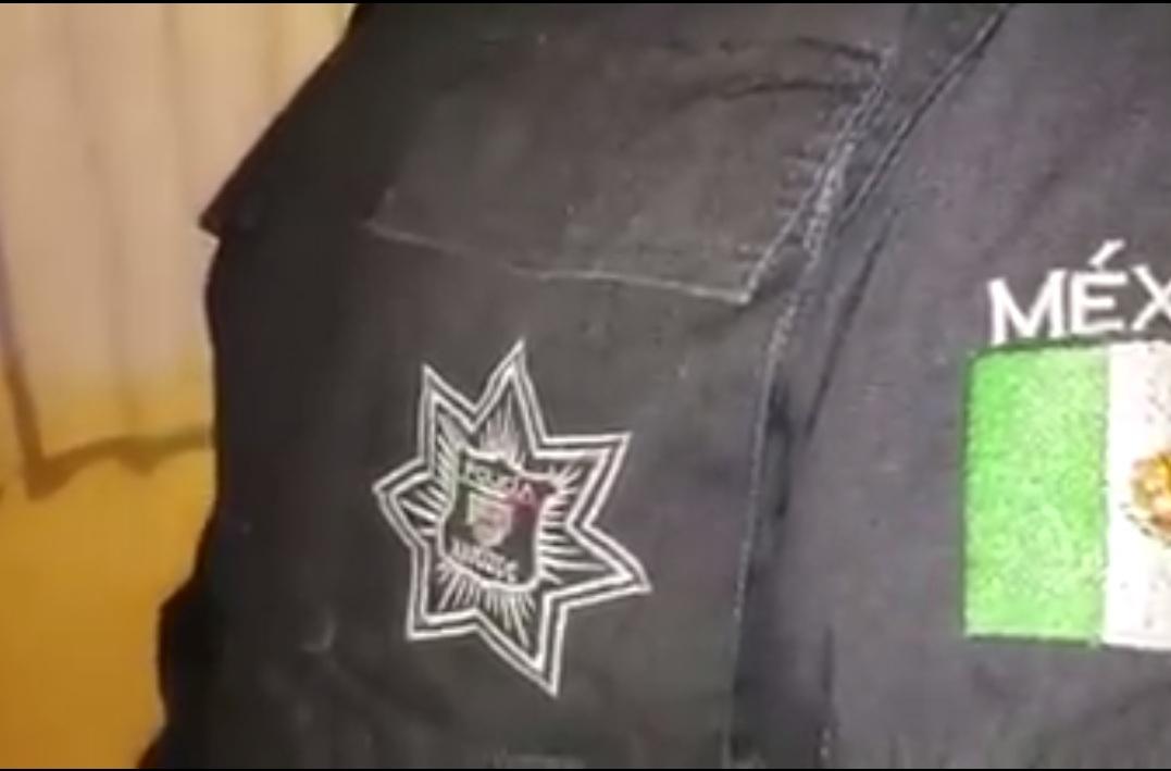 En video, policías de Amozoc acusan al edil de huachicolero