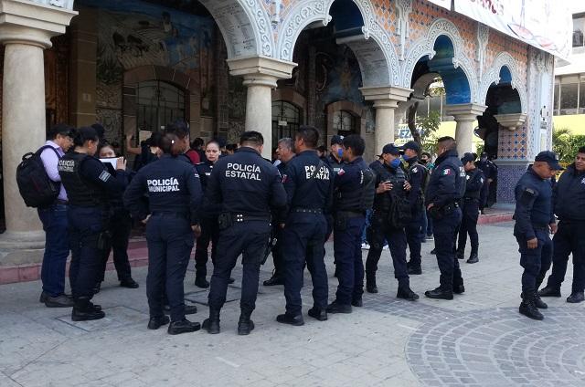 Presenta Tehuacán déficit de elementos policíacos