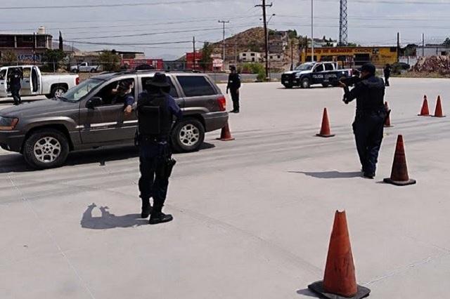 Sicarios de La Línea emboscan y matan a 4 policías en Chihuahua
