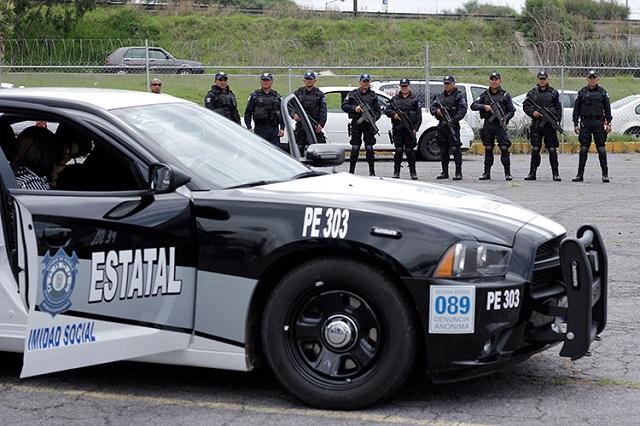 SSP de Puebla informa  que detuvo a 89 personas en la última semana