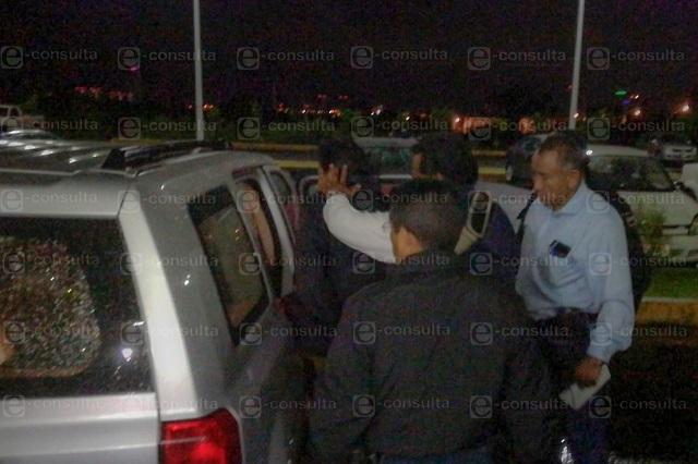 Salen polis de Amozoc y los reaprehenden por homicidio