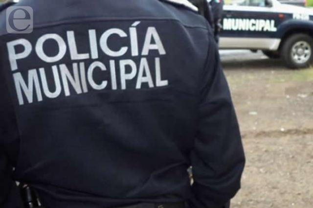 Acusan despido injustificado policías de Libres