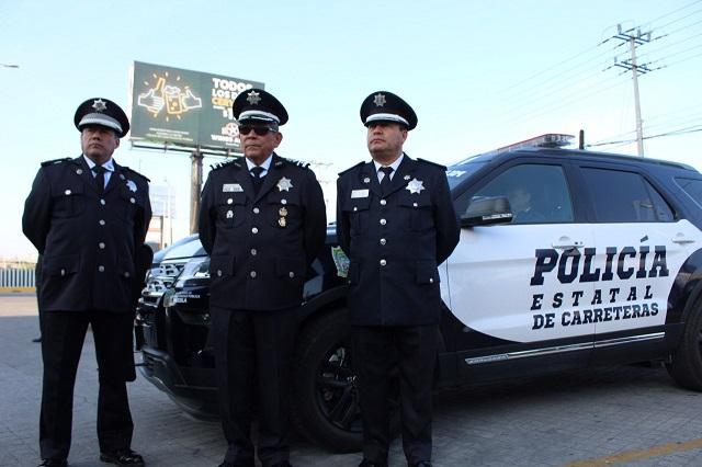 Reconoce SSP hasta 14 asaltos a la semana en la Vía Atlixcáyotl