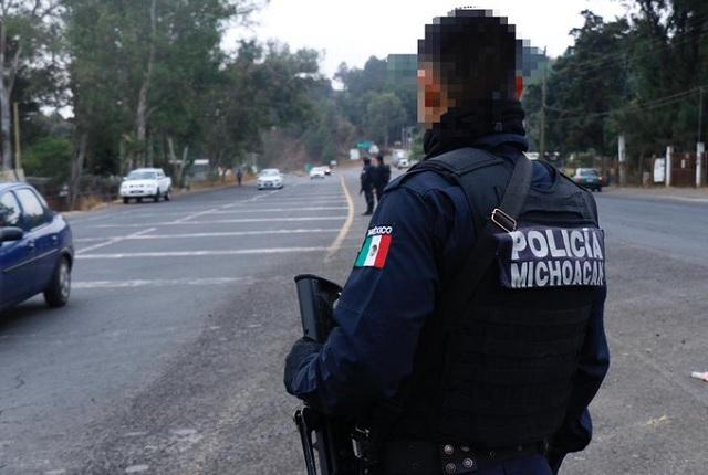 Marina captura a 14 sujetos y los investiga por ejecuciones en Uruapan