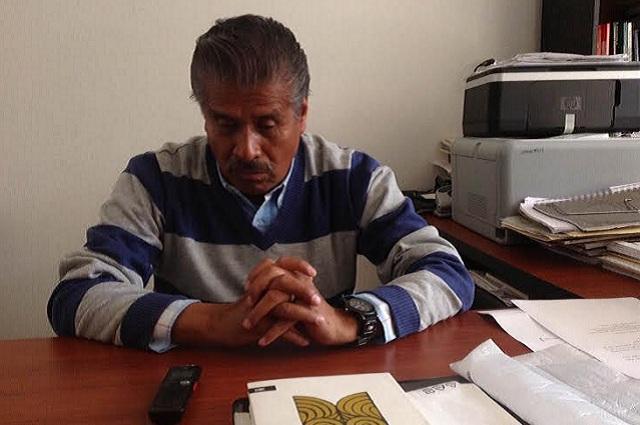 Momento para que Alcalá cambie estrategia: politólogo BUAP