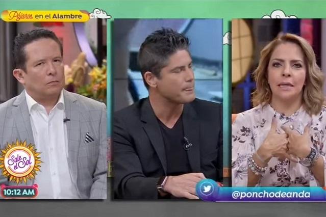 Raquel Bigorra trató de destruir mi vida: Poncho de Anda