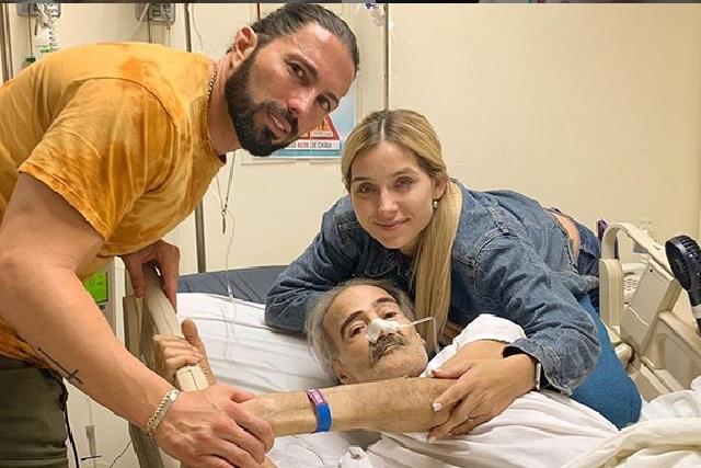 Muere el suegro de Poncho de Nigris a causa de cáncer