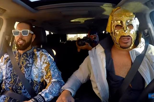 Video: Poncho de Nigris cuenta su experiencia con la Tigresa al Escorpión Dorado