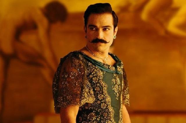 Alfonso Herrera habla de su trabajo como actor al interpretar a dos homosexuales