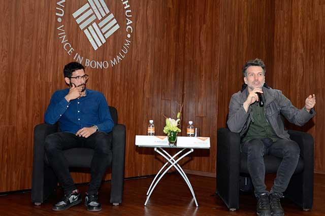 Directores de FabLab Santiago imparten ponencia en la Universidad Anáhuac