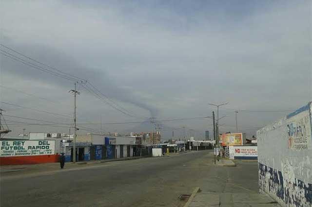 Registra el Popocatépetl 262 exhalaciones en últimas horas