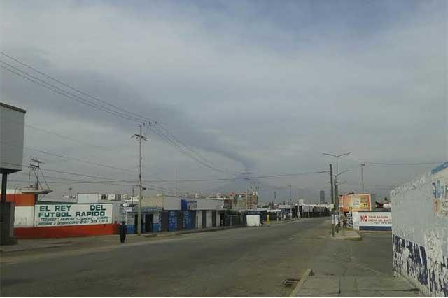Por explosión del Popo cae ceniza en alrededores y valle de Puebla