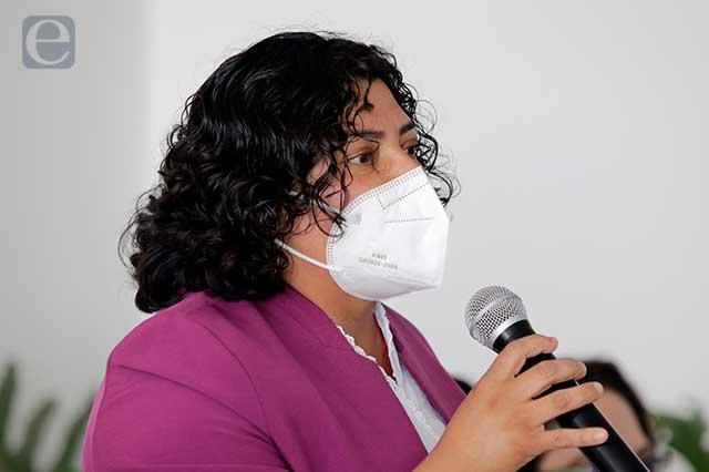 Hereda Karina Pérez conflicto de saqueo de agua a Tlatehui