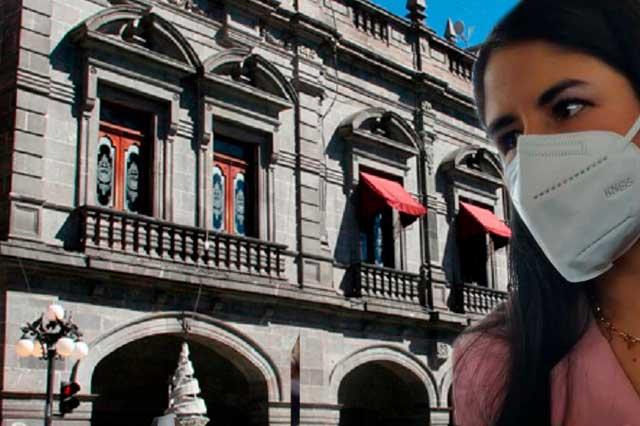 Por Covid no termina entrega - recepción en Puebla capital