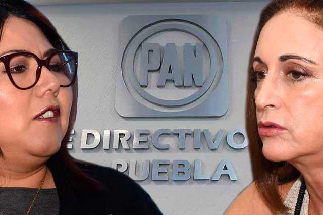 Pelearán Augusta Díaz y Genoveva Huerta dirigencia del PAN Puebla