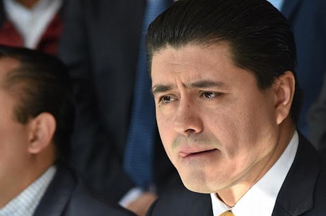 Por violencia familiar, detienen a Rogelio Franco en Tuxpan